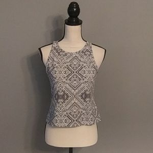 **3/$10** Mossimo Crop Top Size Large
